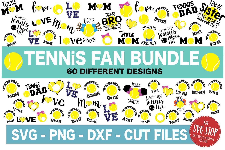 HUGE Bundle 500 SVG Designs Sports Themed example image 7