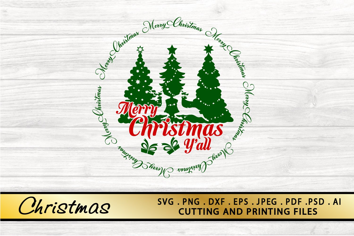 Christmas Svg Png Eps Dxf Files For Cutting And Printing 735927 Illustrations Design Bundles