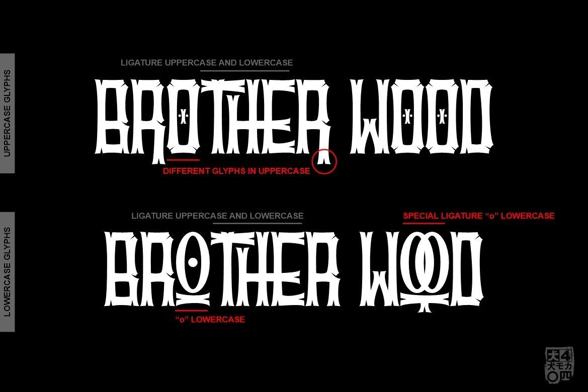 BROTHERwood example image 6