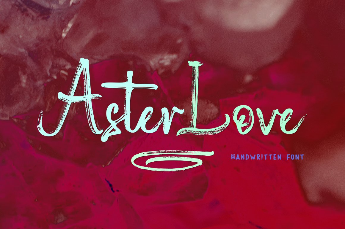 Aster Love example image 1