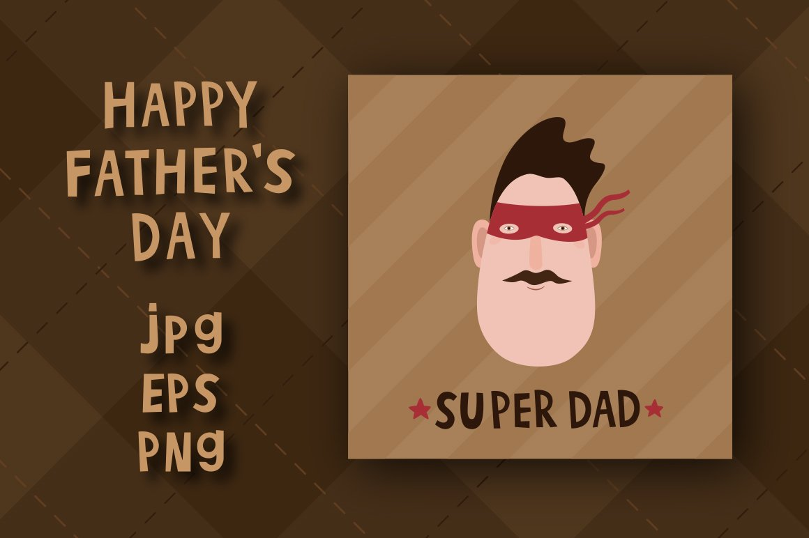 Fathers day greeting card example image 4