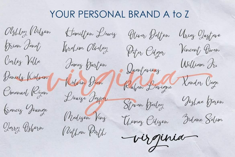 virginia example image 5