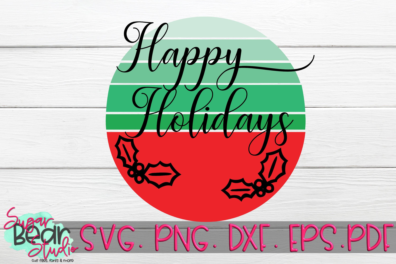 Christmas Mini Bundle Volume 4 - 10 Christmas SVGs example image 2