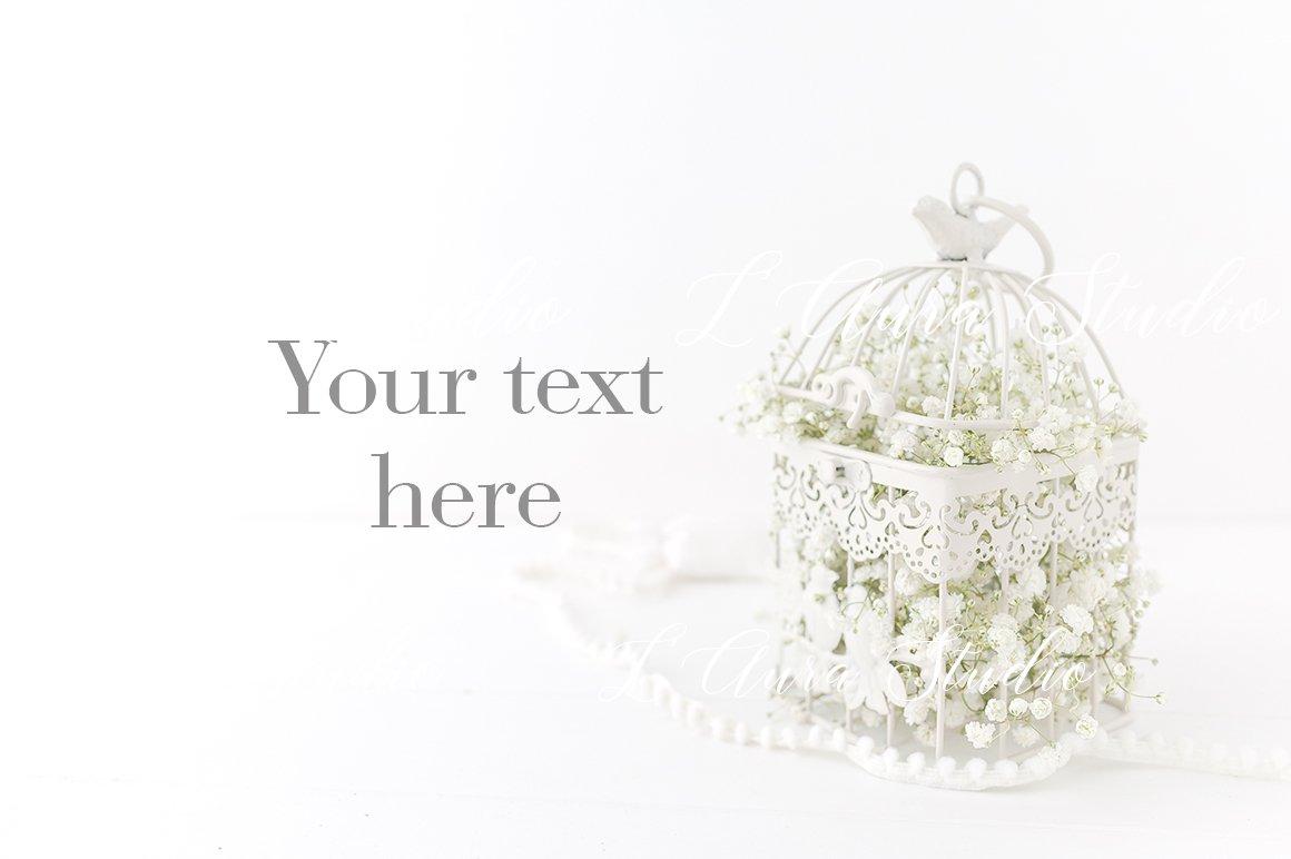 Landscape frame mockup - wedding example image 2