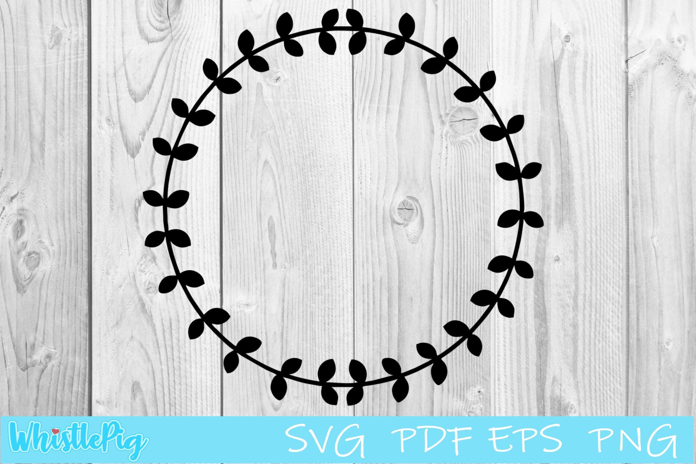 Download Floral Wreath Svg Flower Wreath Svg Farmhouse Sign Svg 838749 Cut Files Design Bundles
