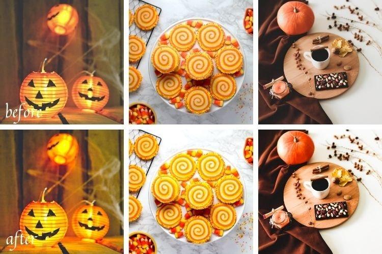Autumn Spirit Mobile & Desktop Lightroom Presets example image 8