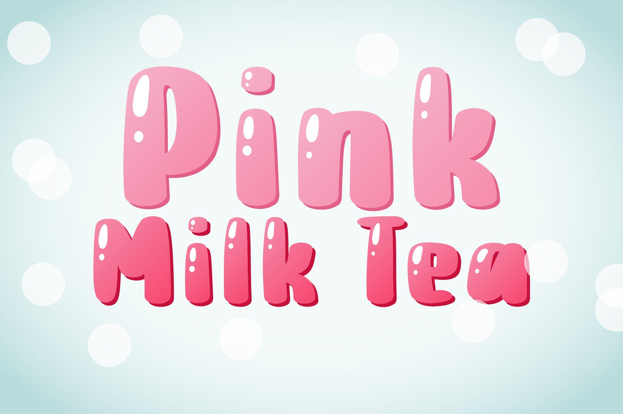 Bubble Milk Tea example image 2
