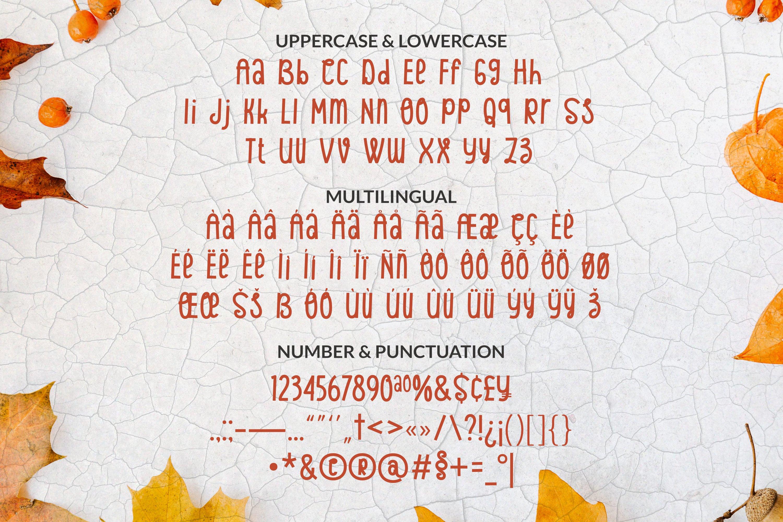 Dwayne Font example image 5