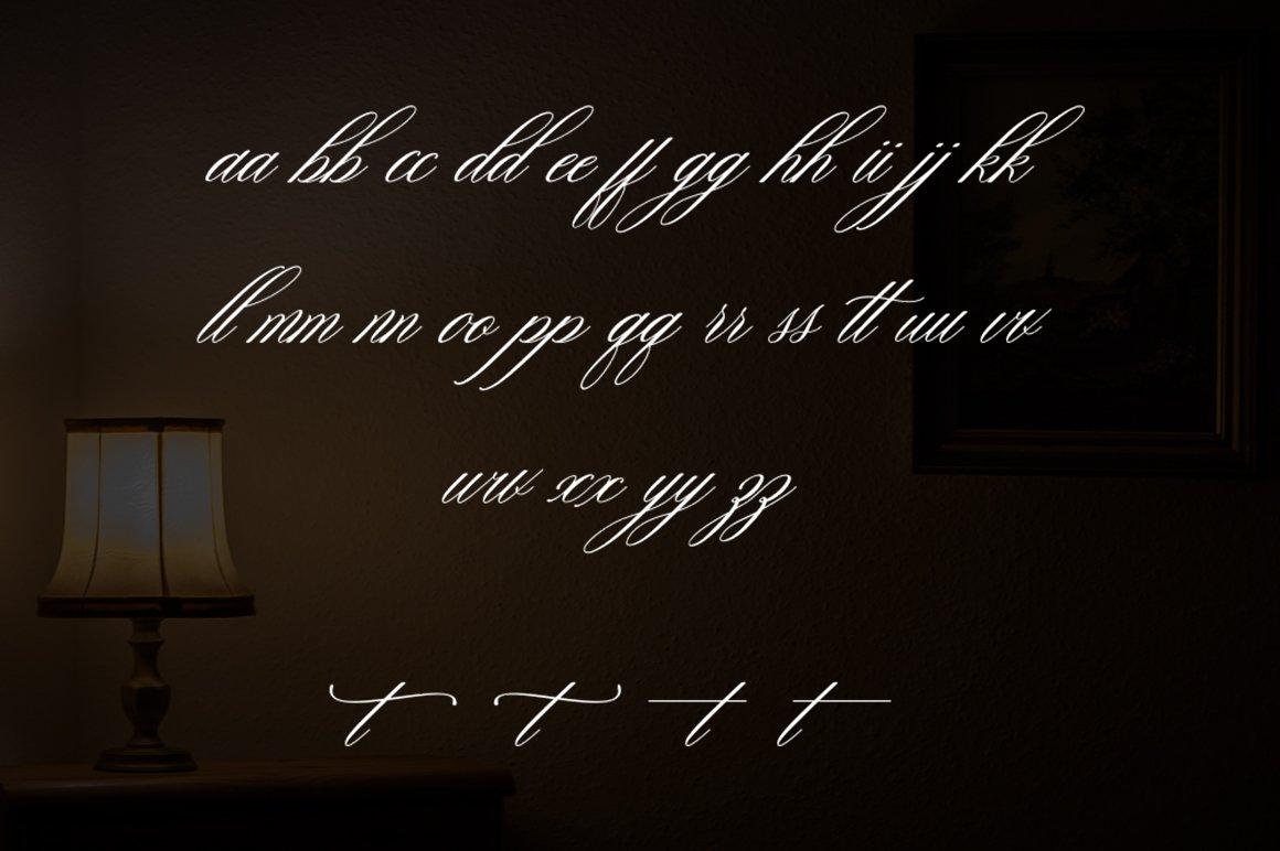 Faradisa Script example image 7