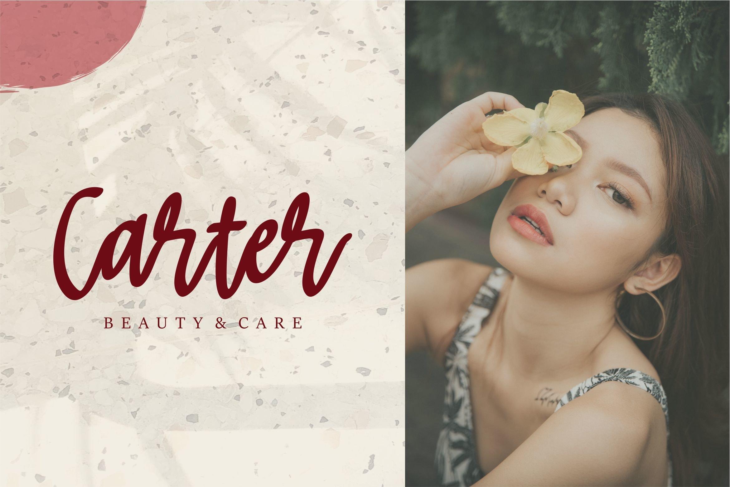 Sophia - Beauty Script Font example image 3