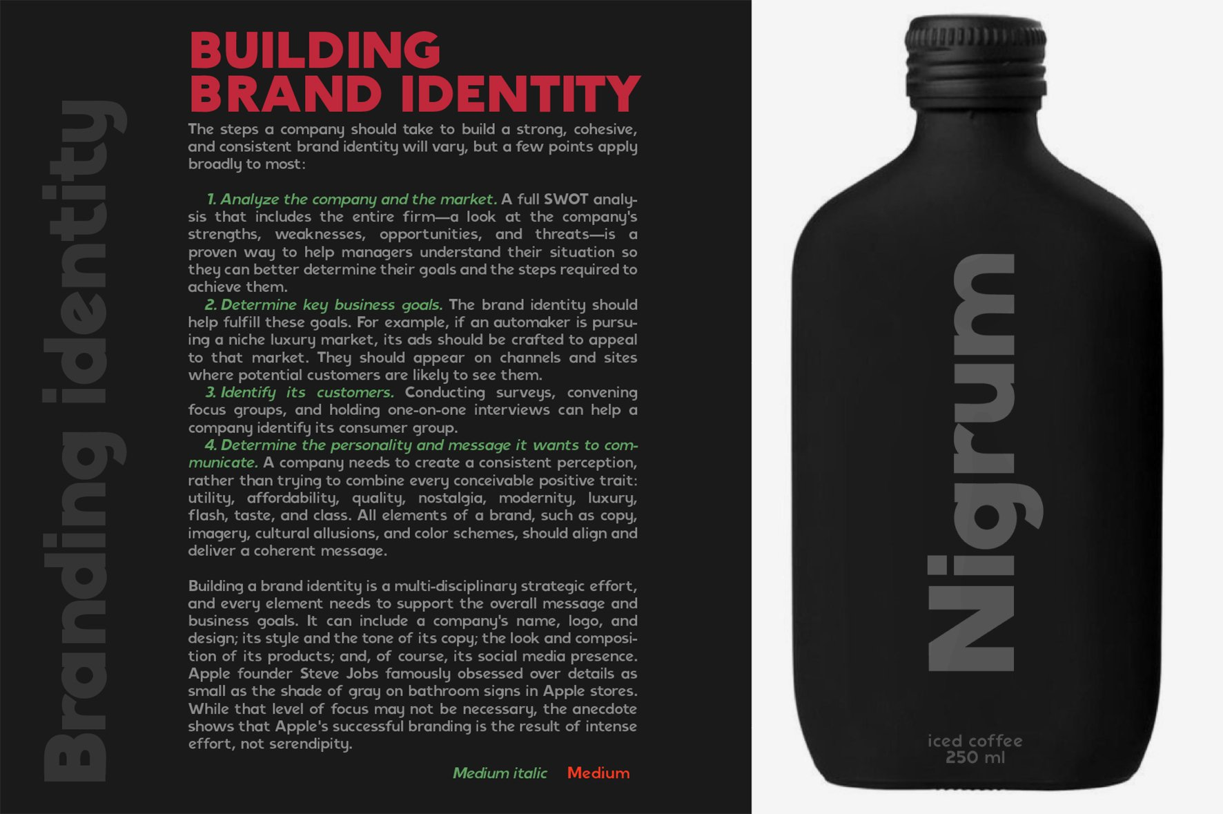 Nigrum - Sans Serif font Family example image 10