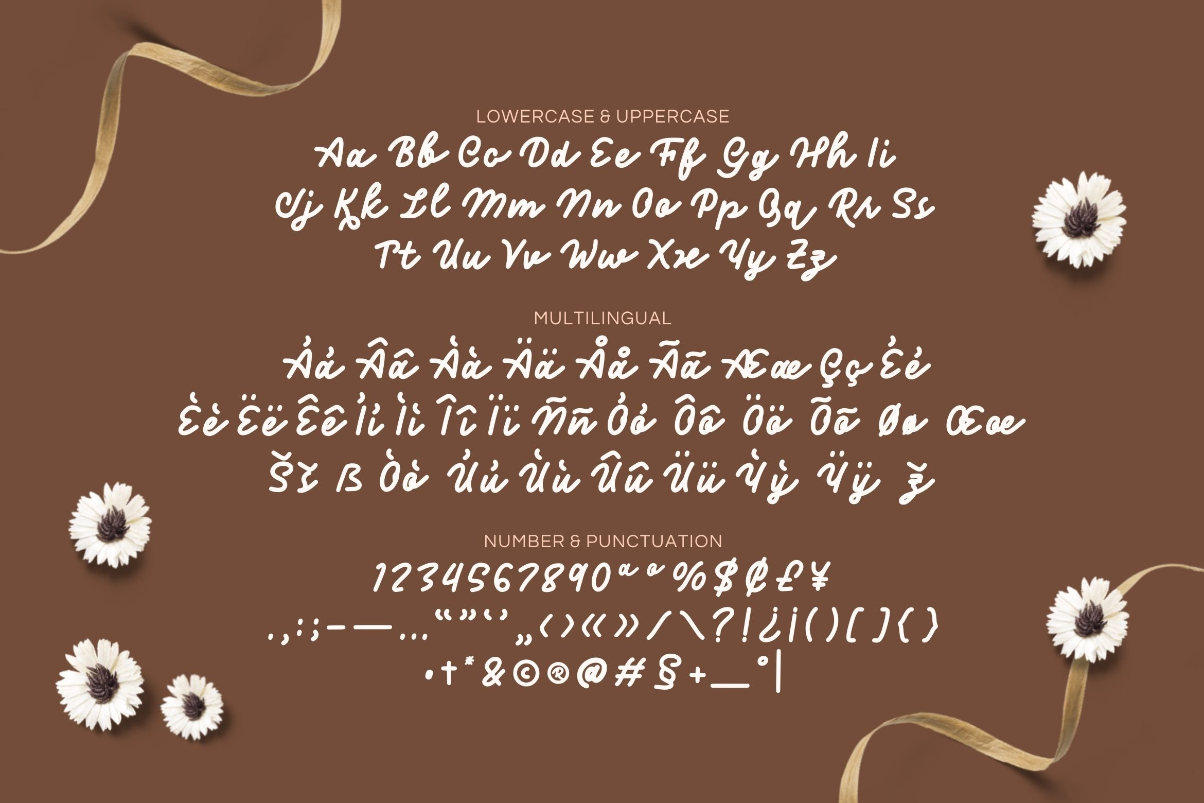 The Frosan Display Font example image 4