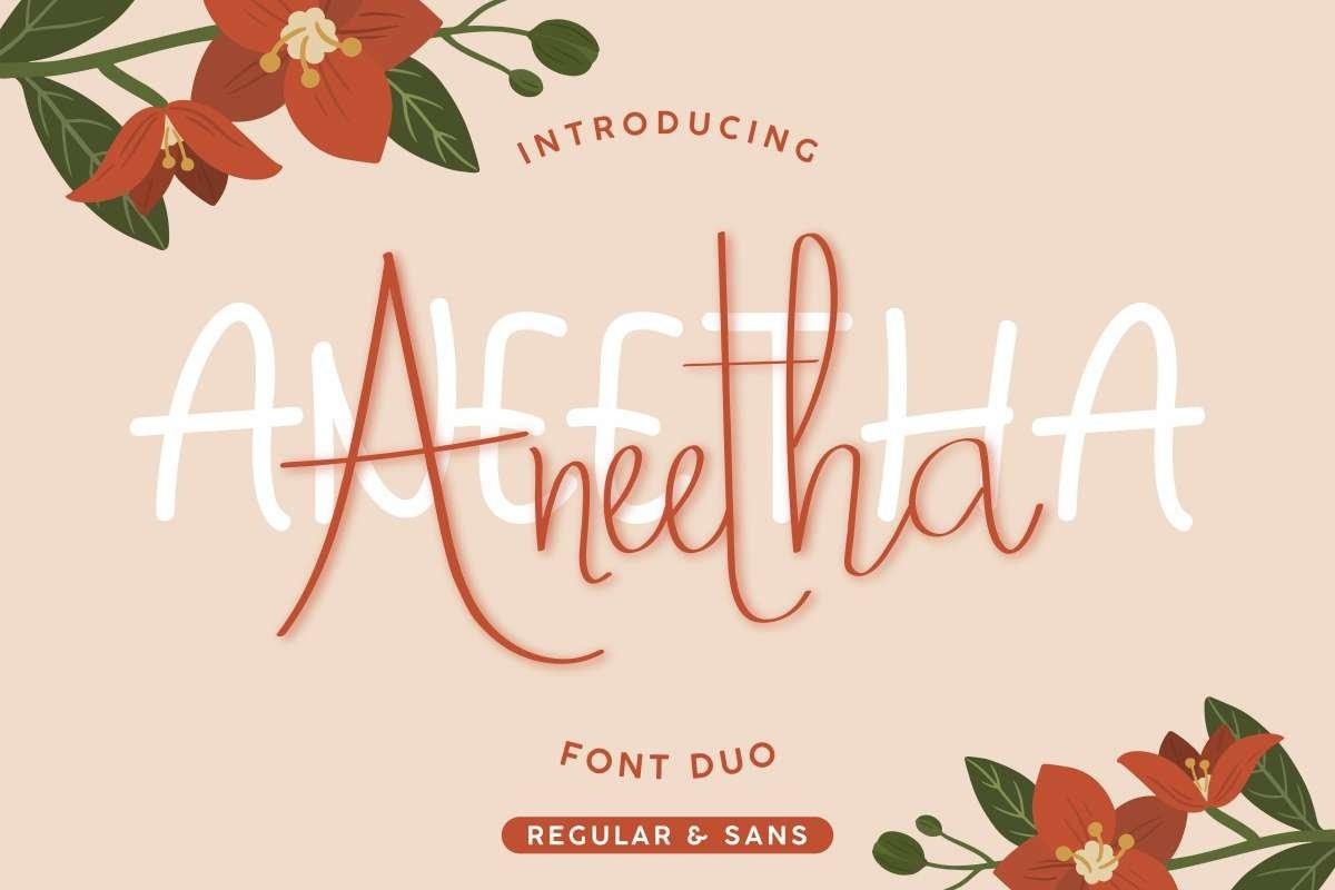 Aneetha example image 1