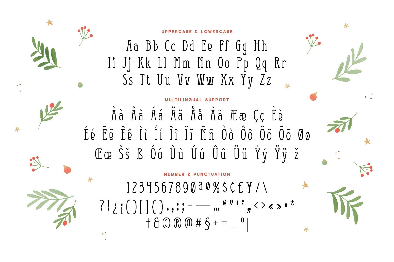 Rathbone Single Line Font example image 2