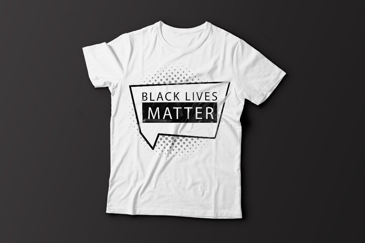 Black lives matter |Silence is violence example image 5