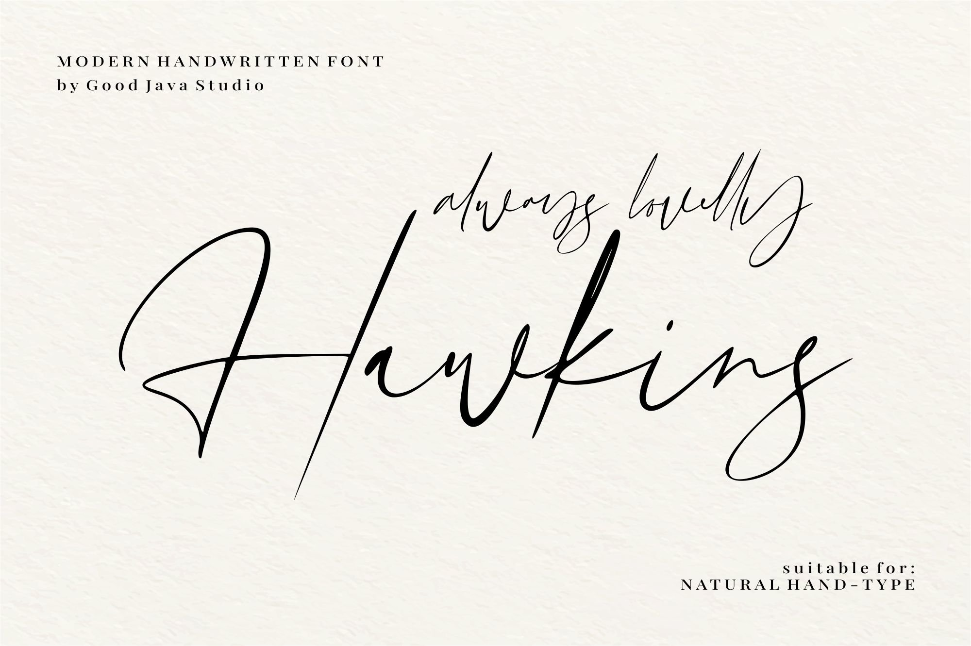 Dutchly - Modern Handwritten example image 4