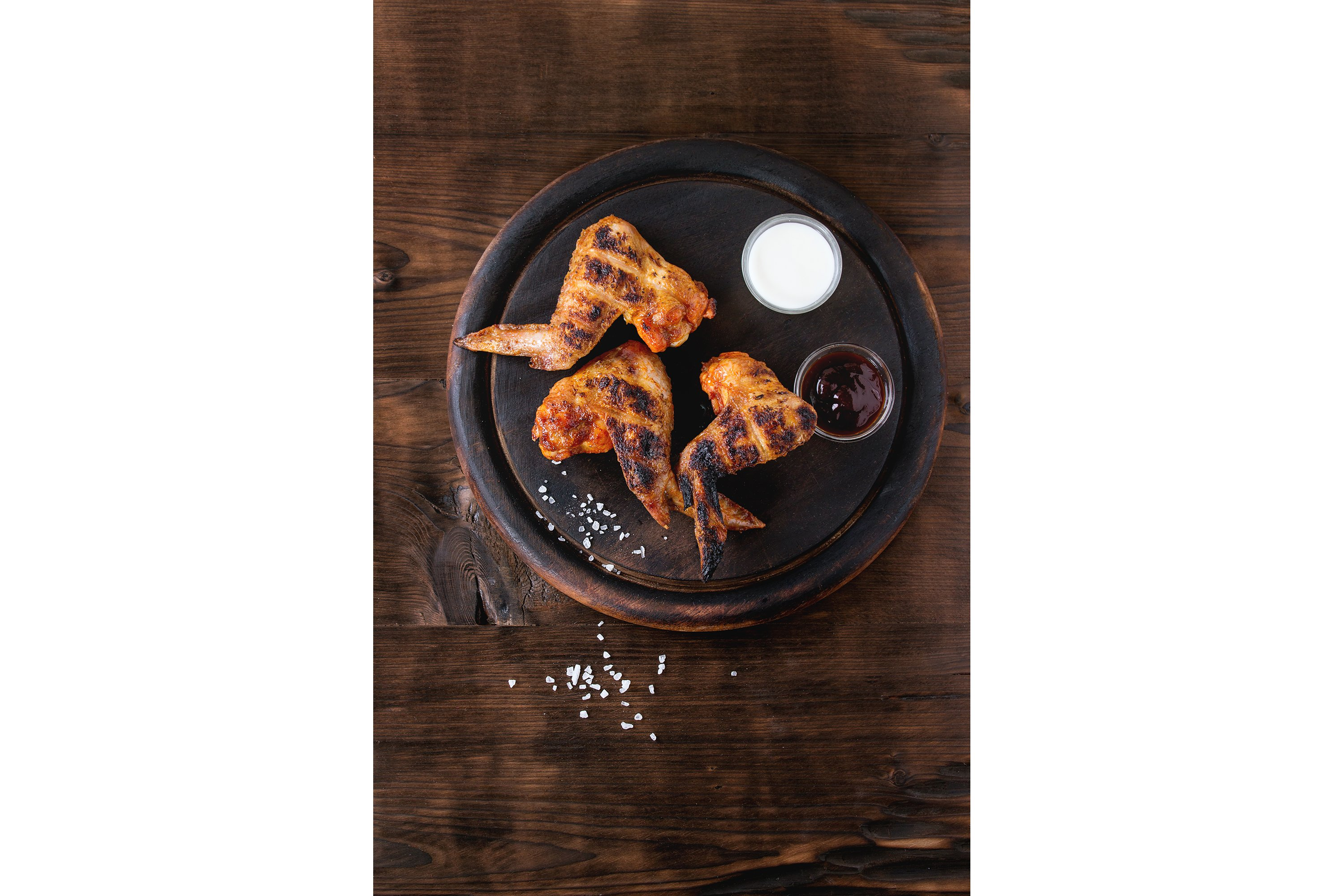 Grilled BBQ chicken example image 1