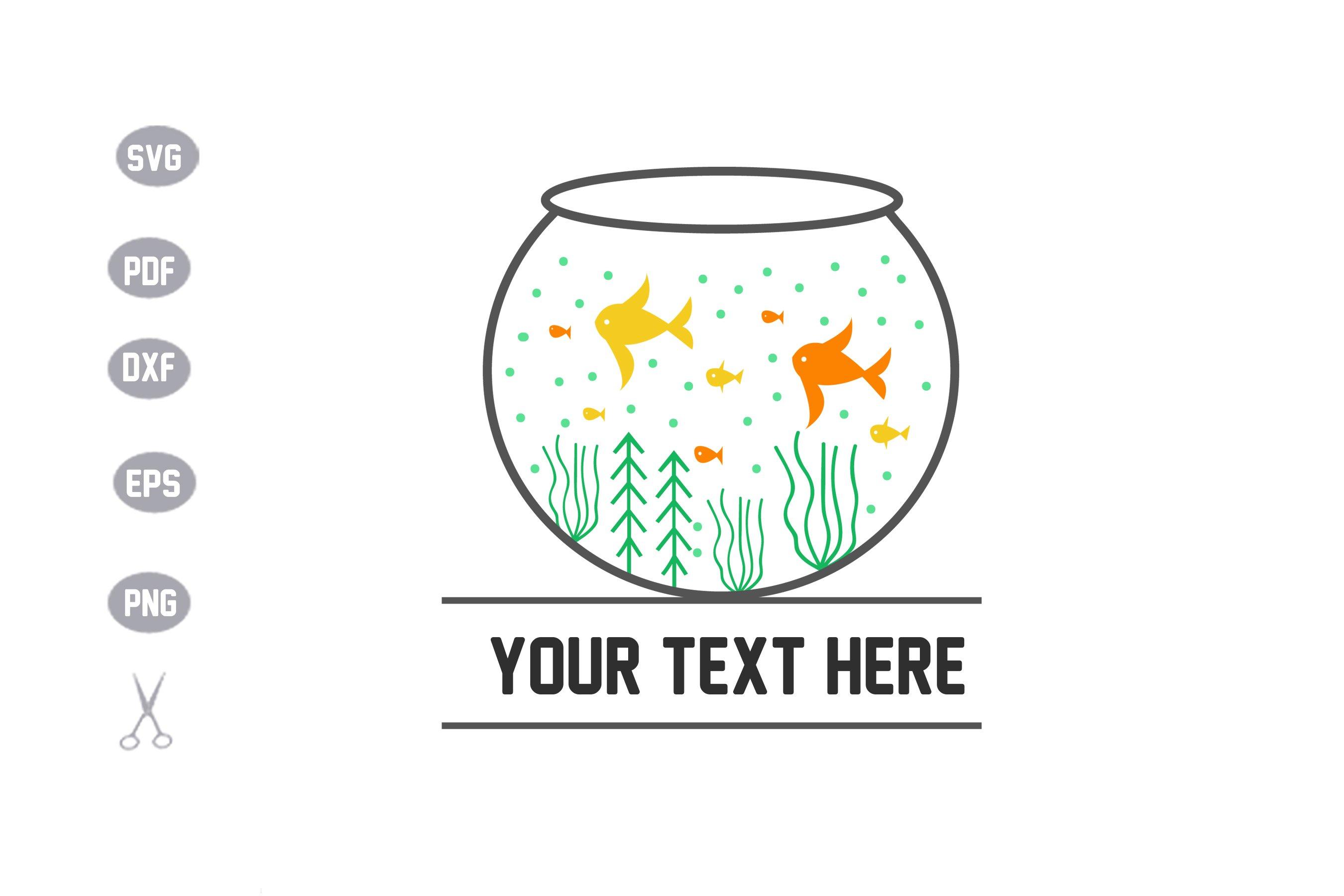 Download Average Fish Monogram Svg