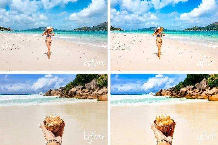 Ocean Life Mobile & Desktop Lightroom Presets example image 3