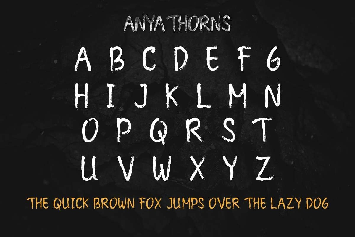 Anya Thorns example image 5