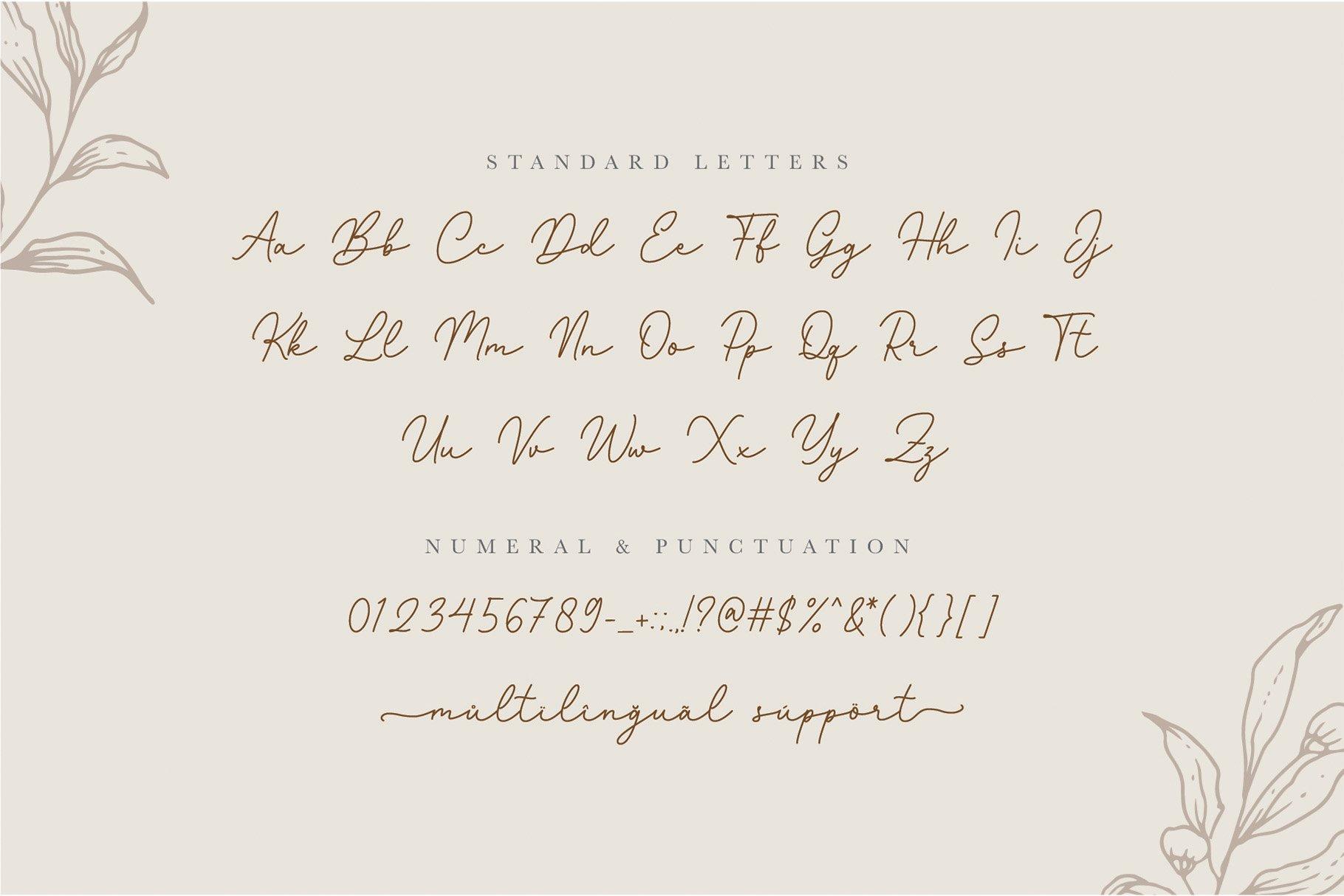Gatkins - Elegant Script example image 7