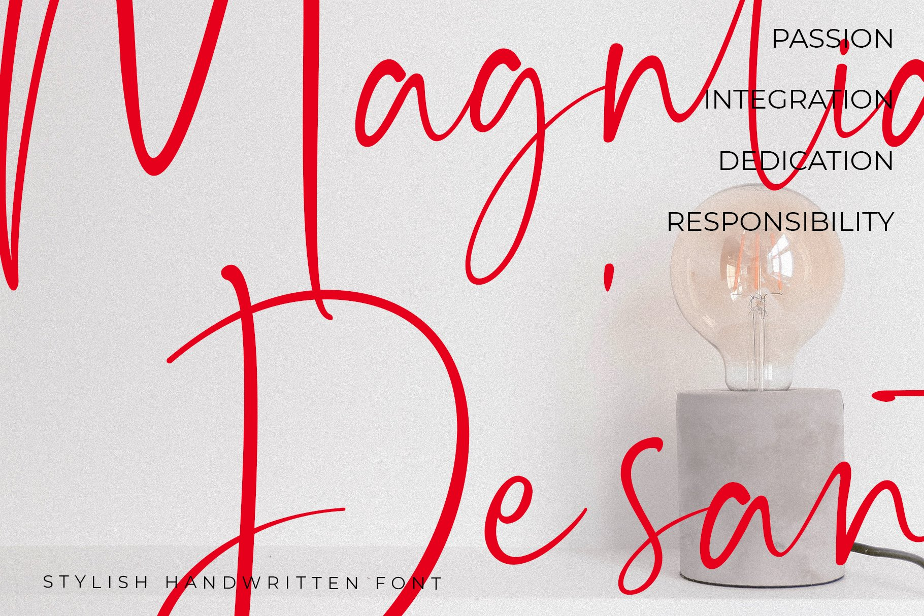 Mirallove Restimond | Modern Casual Font example image 10