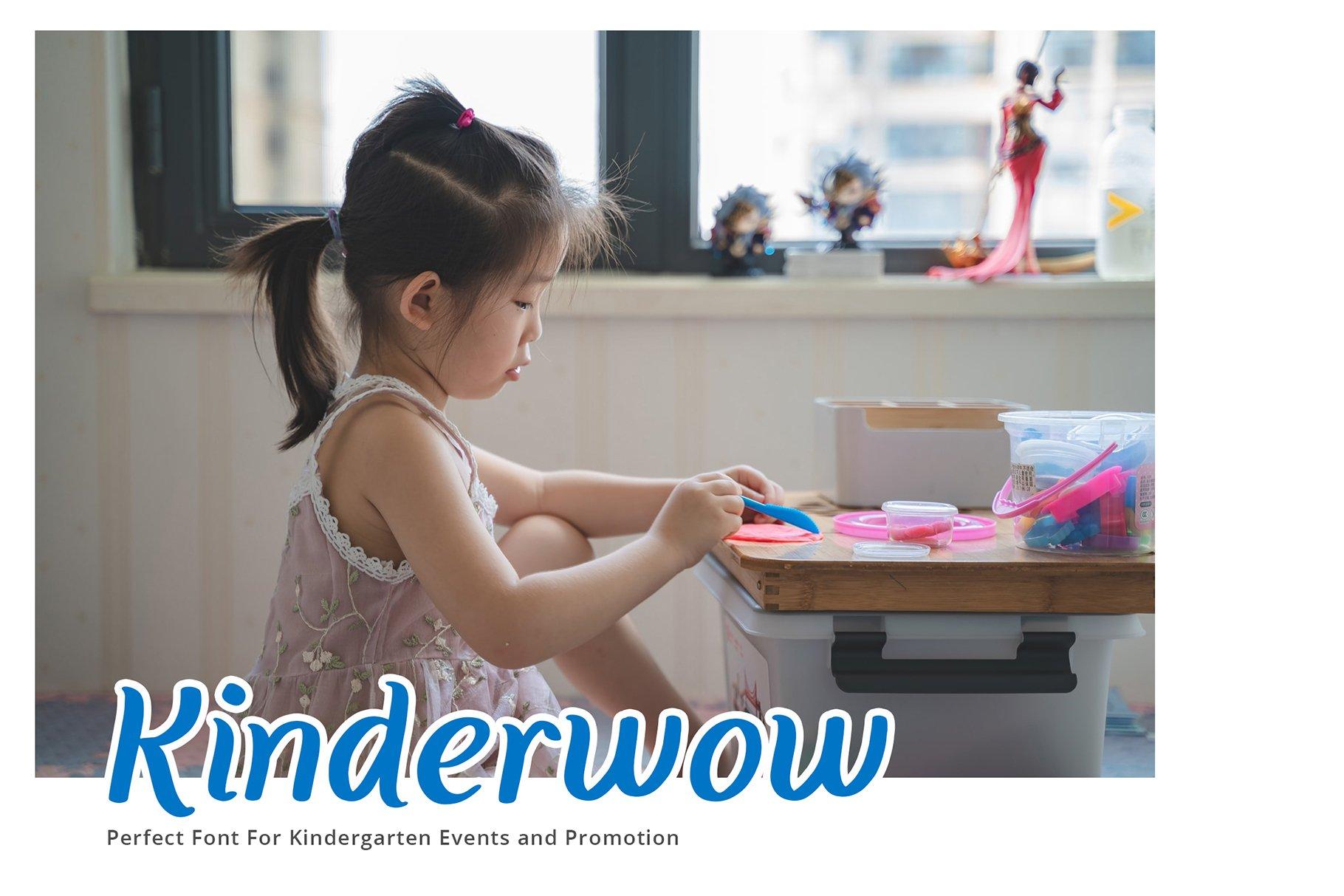 Carla Playful Handwritten Font example image 3