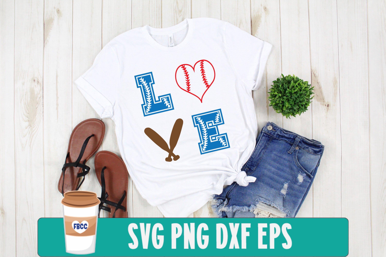 Download Baseball Love Svg 484392 Svgs Design Bundles
