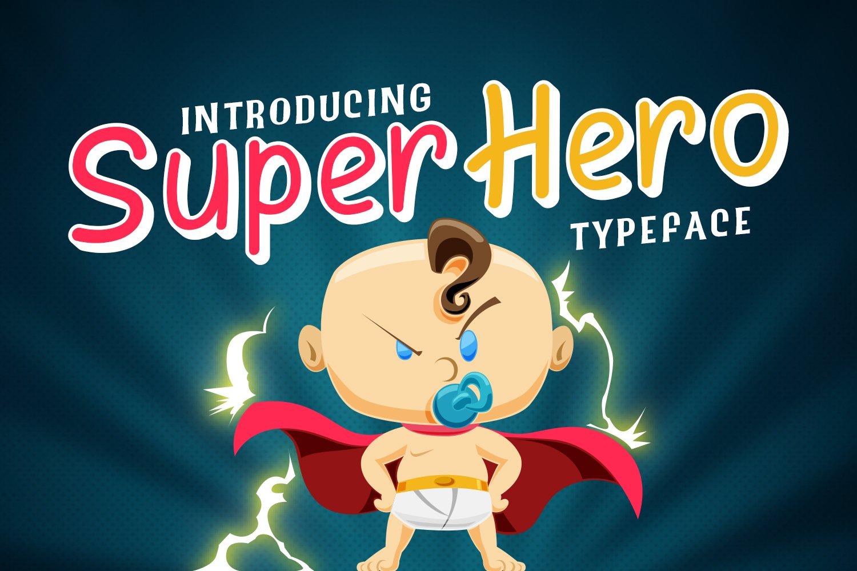 Super Hero example image 1