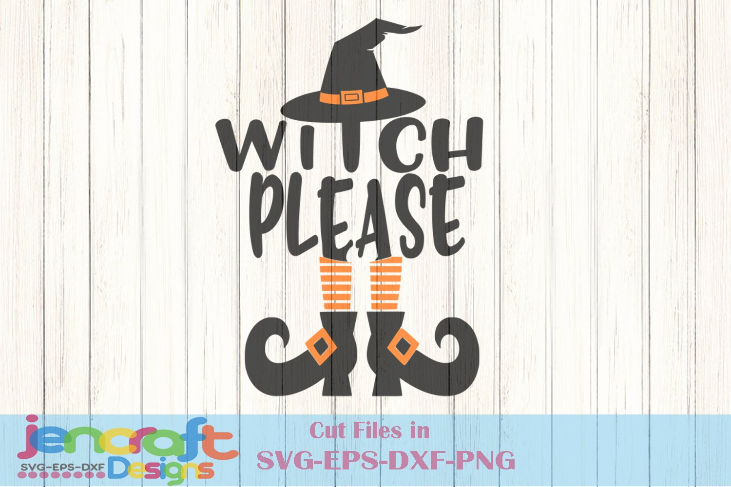 Witch Please Halloween Svg File Witch Legs Dxf Eps Png 135709 Svgs Design Bundles