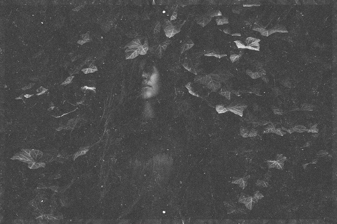 Cinematic Dark Photo Template example image 4