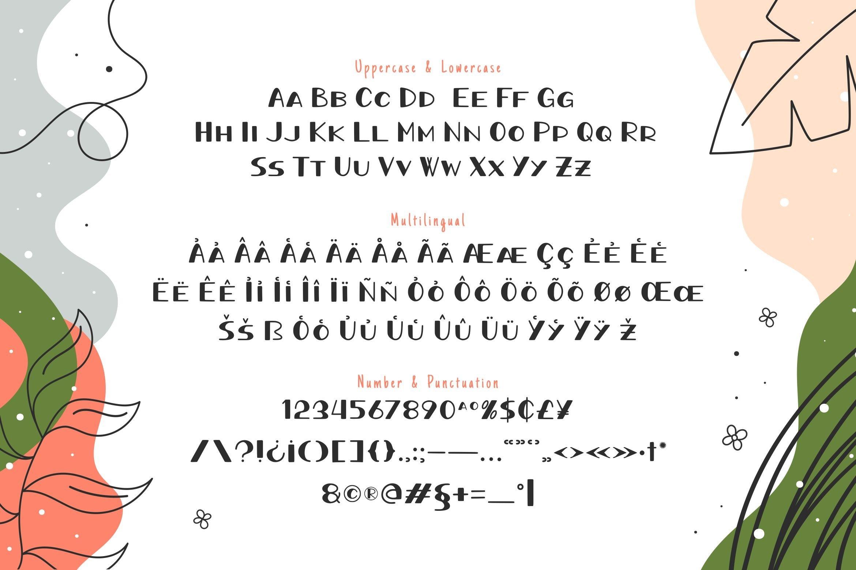 Lokananta Display Font example image 4