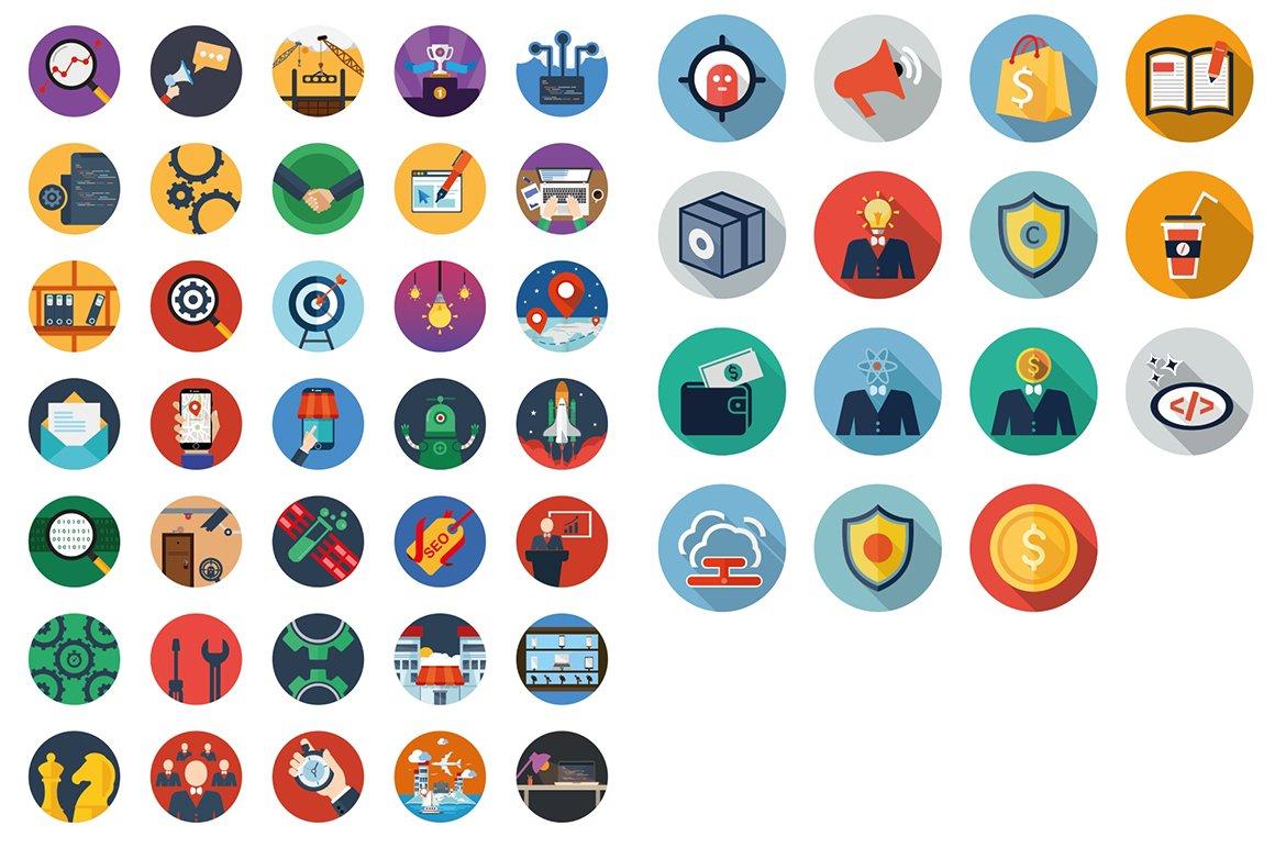 1000 Ultra Big Bundle Infographics Elements example image 18