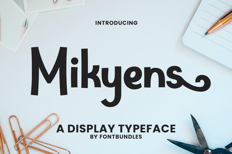 Mikyens example image 1