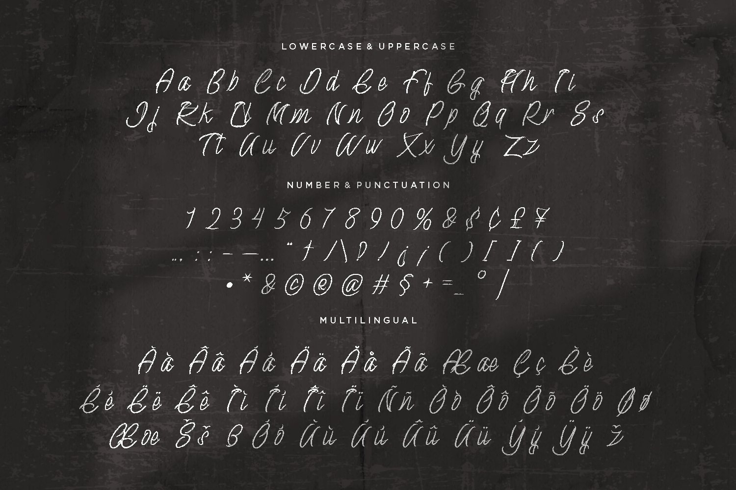 Qalyes - Display Font example image 3