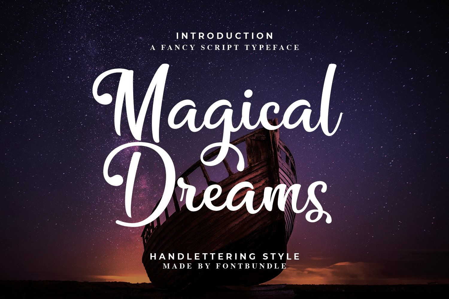 Magical Dreams example image 1