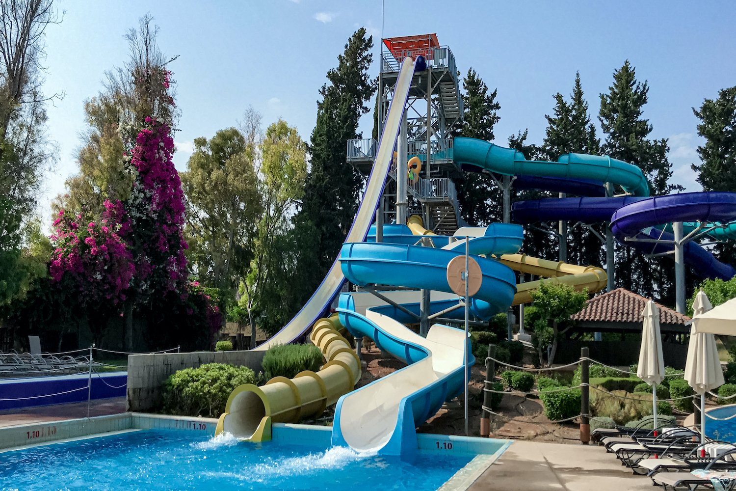 water park rides example image 1