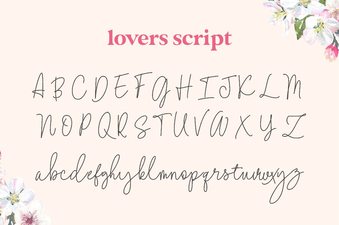 Lovers Script example image 8