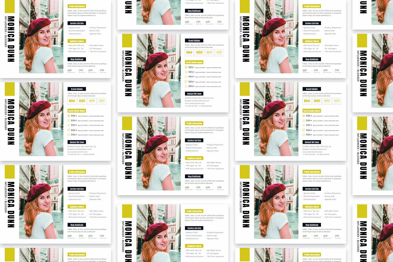Brownz Media Kit Blog example image 4