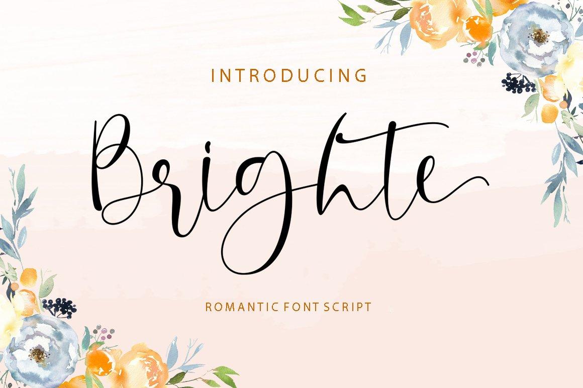 Beauty Font Bundles example image 21