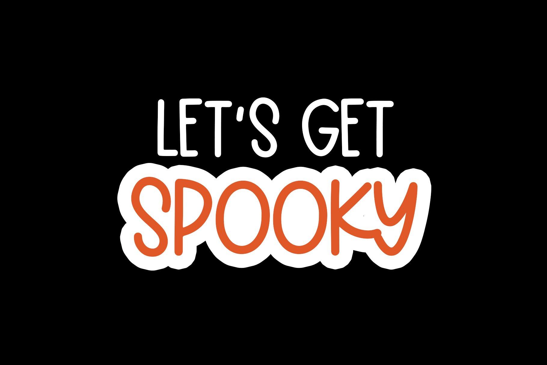 October Dream - A Fun Handwritten Font example image 10
