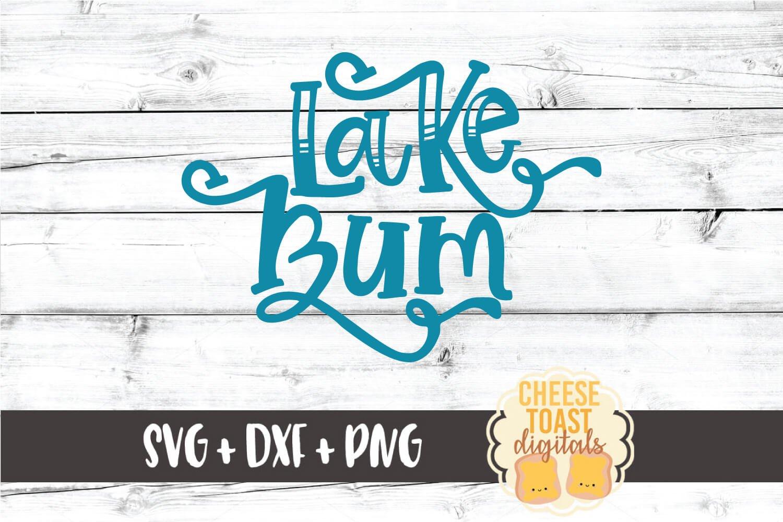Lake SVG | Lake Bum example image 2