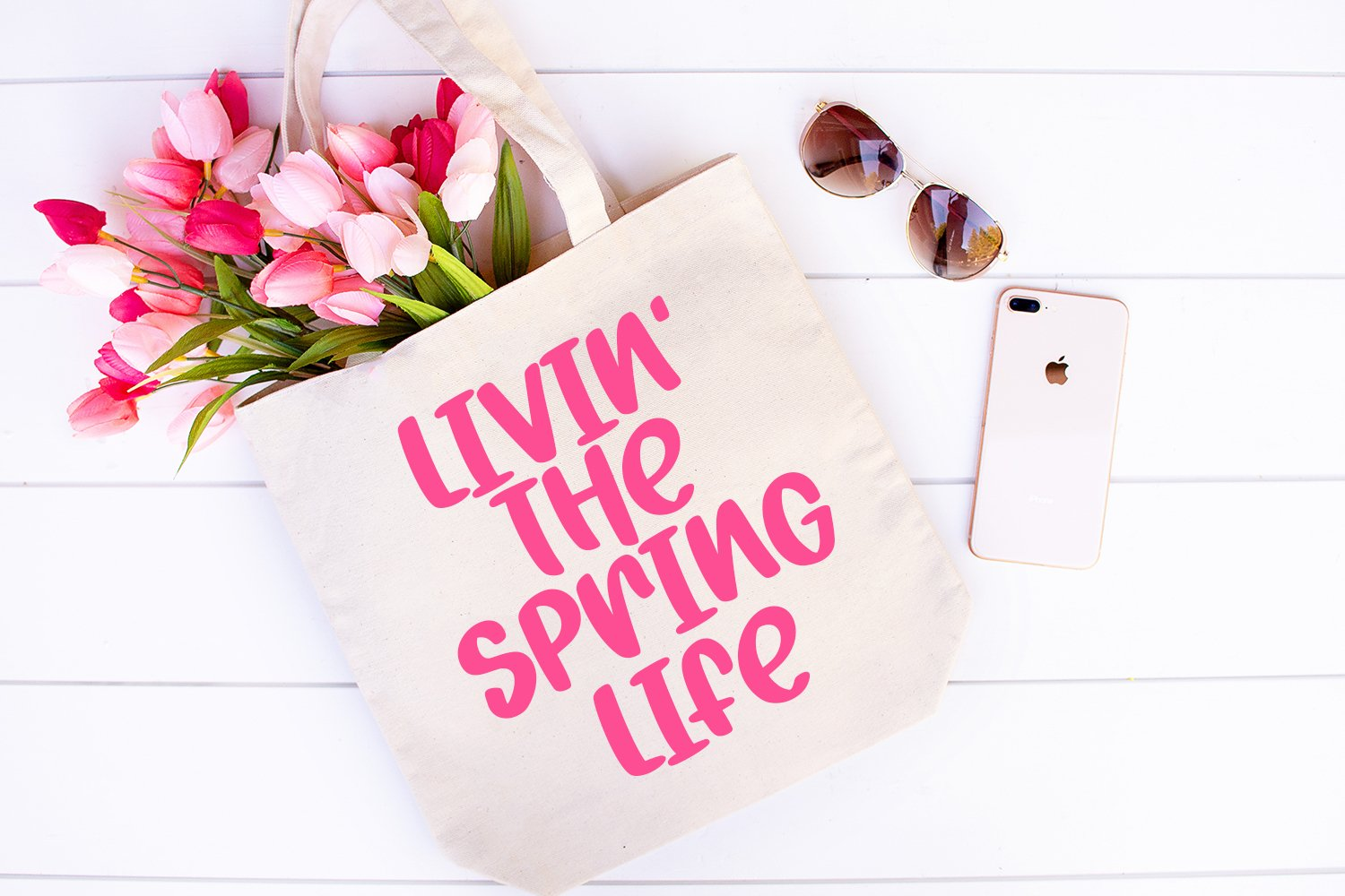 Spring Fair - A Quirky Hand-Lettered Font example image 2
