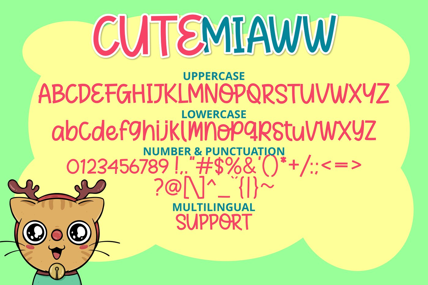 Cute Miaww example image 4