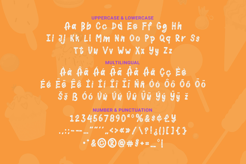 Sweet Qameella Font example image 4