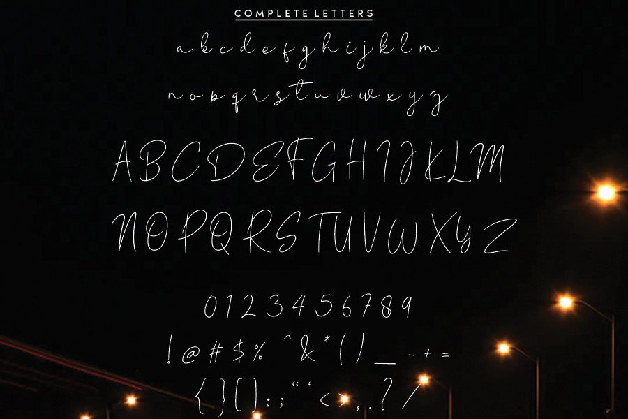 Signatulla example image 4