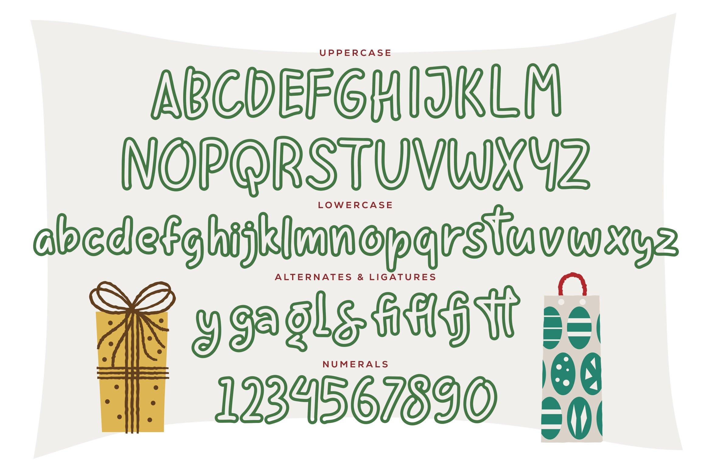 Meyriskha - Decorative Font example image 7