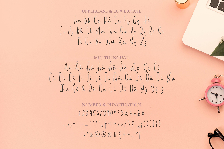 Stophia Font example image 4