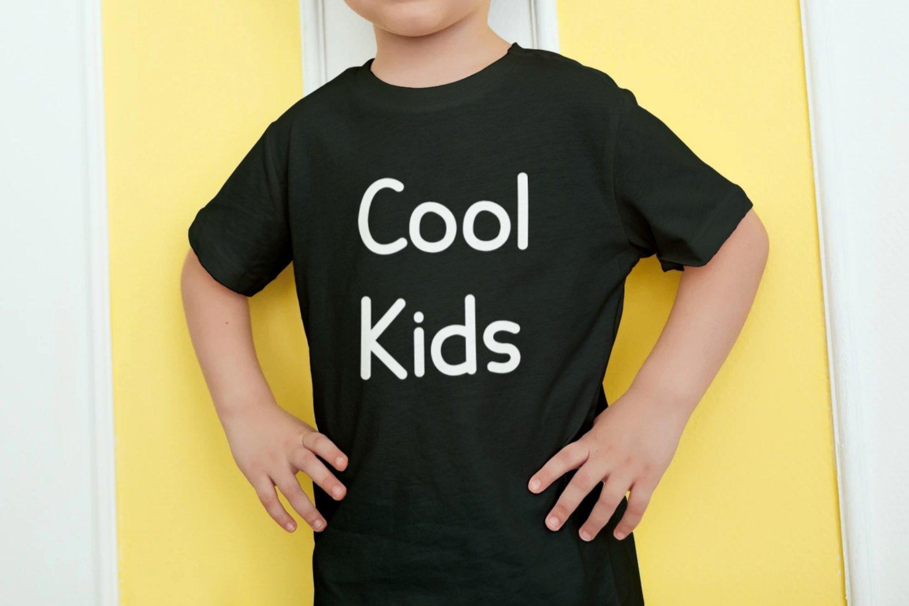 Children Sans example image 2