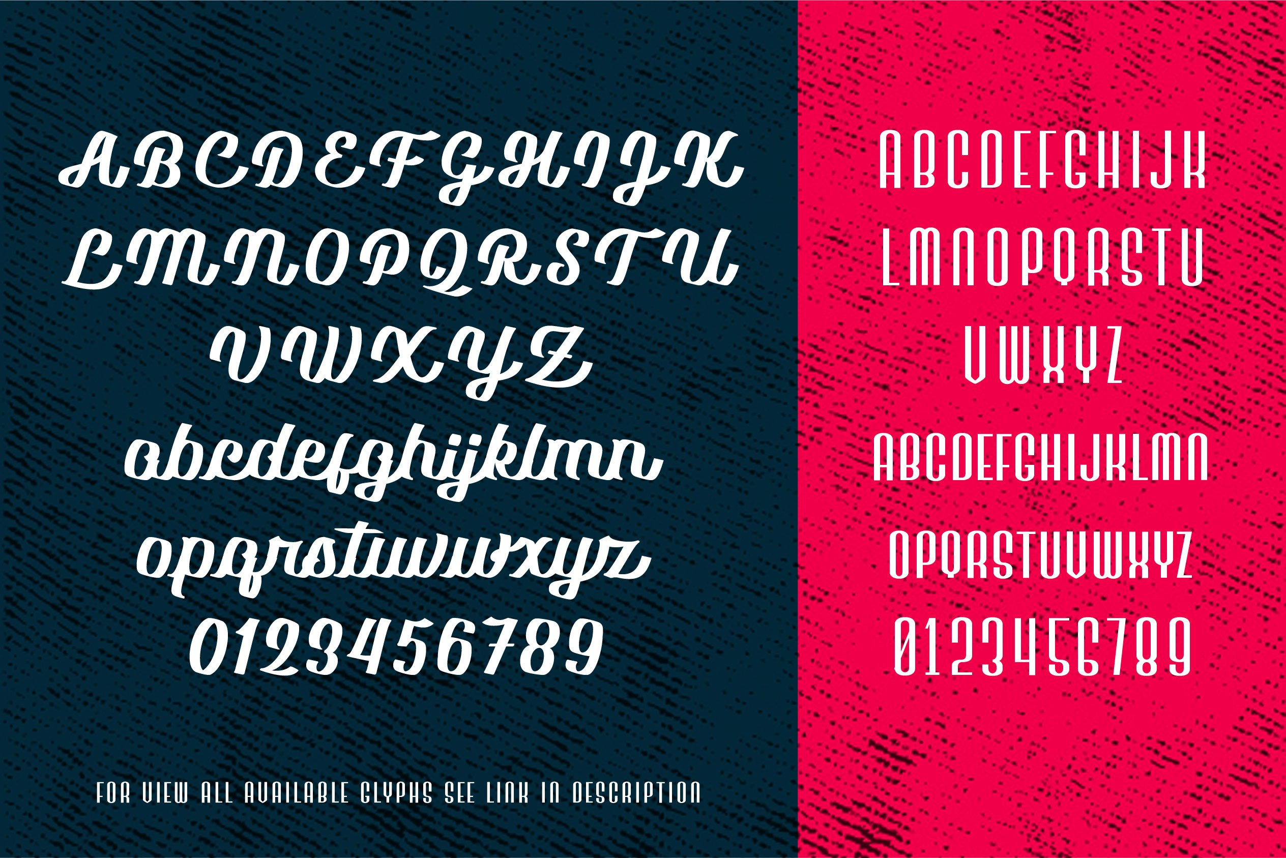 Klyson Font Duo example image 8